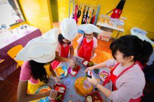 Area cooking class Kota Mini