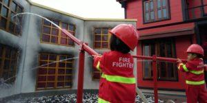 Area Pemadam Kebakaran-Kota Mini Lembang