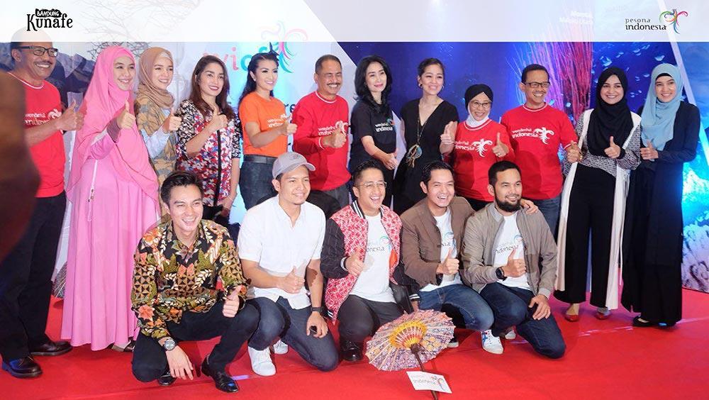 MoU co-branding Bandung Kunafe dan Wonderfull Indonesia