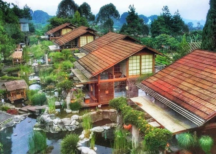 5 Hotel dengan Konsep Unik di Bandung dan Sekitarnya