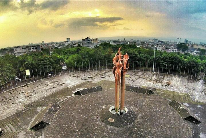 Peringatan Peristiwa Sejarah Bandung Lautan Api