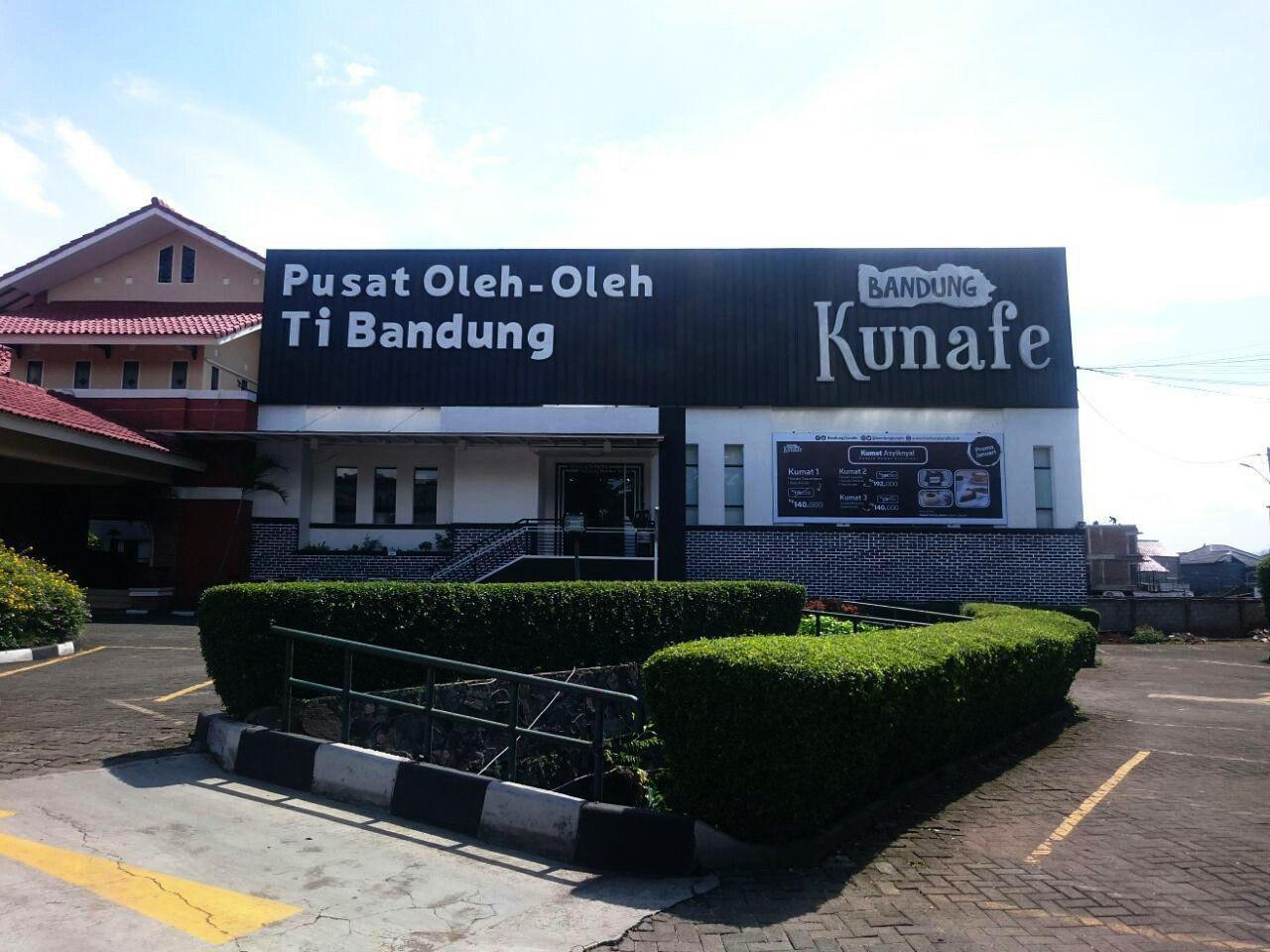 Liburan hemat di Bandung